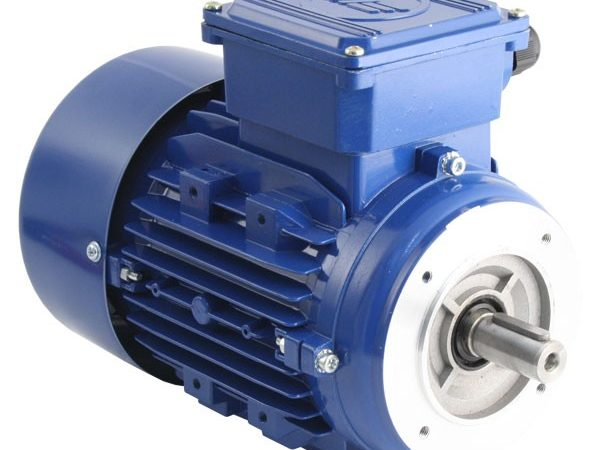 Marelli 0.55kw Single Phase Motor