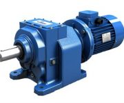 Motovario H Series Gearbox - Inline Helical Gearbox
