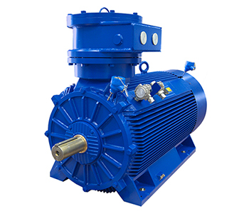 Marelli Flameproof Motors