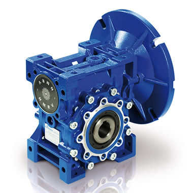 Motovario Worm Gearbox NMRV 040 Ratio 80:1