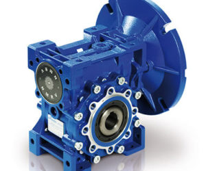 Motovario Worm Gearbox NMRV P110 Ratio 25:1
